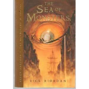 The Sea of Monsters (Percy Jackson and the Olympians, Book