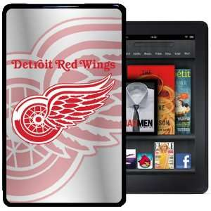 Detroit Red Wings Kindle Fire Case  Players