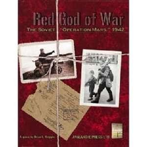 Red God of War Toys & Games