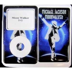 Michael Jackson Moonwalker Ipod Classic 5G Skin Cover
