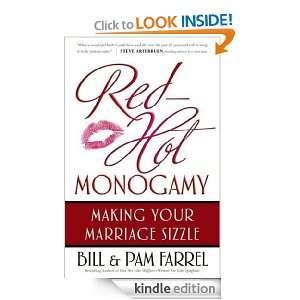 Red Hot Monogamy Bill Pam, Pam Farrel  Kindle Store