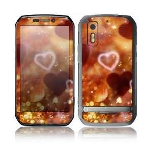 Love Love Love Design Protective Skin Decal Sticker for