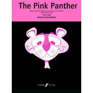 The Pink Panther Theme: (Piano Solo): .co.uk: Henry Mancini
