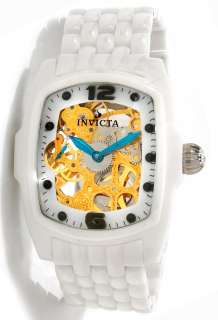 mechanical watch invicta 1114 lupah skeleton men s watch features