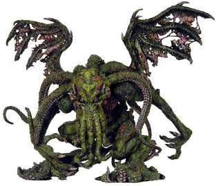 Nightmares of H.P. Lovecraft Cthulhu Figure   SOTA Toys   Cthulhu