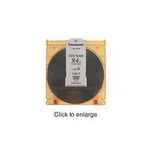 Panasonic 9.4GB 3x DVD Ram Cartridge Media 50 Pack  LM