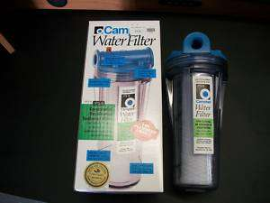Campbell Whole House Water, Sediment Filter 1PS B *NEW* |