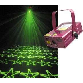 Chauvet Scorpion Storm MG   Green Laser Unit With Effect