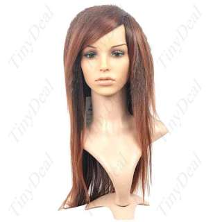 Cornrow Long Synthetic Curly Wig Hairpiece NHP 25245