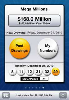 California Lottery Results Reveal Mega Millions Winning Numbers