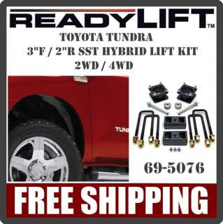 69 5076 ReadyLIFT 3 2 SST Lift Kit Toyota Tundra