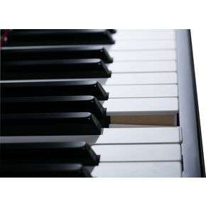 Kurzweil CUP 2 Compact Upright Digital Piano Wooden Key, Detail