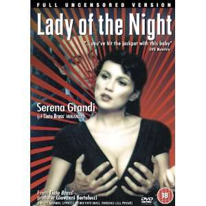 Angelina: Lady of the Night [Import anglais]: .fr: Serena Grandi
