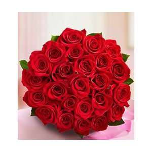 Flowers by 1800Flowers   Two Dozen Red Roses:  Grocery