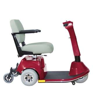 Fusion 450 Heavy Duty Bariatric 3 Wheel Electric Mobility Scooter