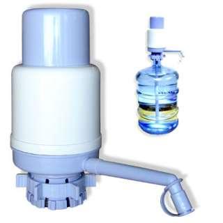 Bottled Drinking Water Hand Pump 5 6 Gallon w Dispenser
