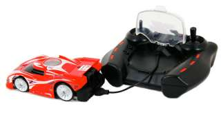 Spinmaster Air Hogs Zero Gravity Micro Car   Red Sports