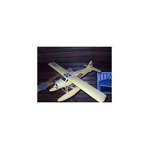 de Havilland Beaver 1/24 scale model airplane kit