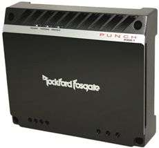 Rockford Fosgate Punch Series Watt Rms Mono Block Amplifier