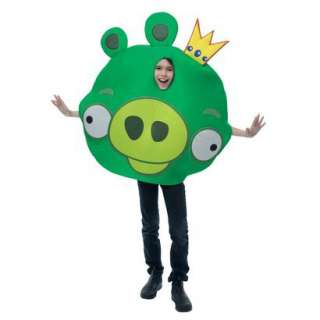 Boys Angry Bird   King Pig Costume.Opens in a new window