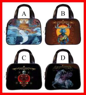 Mastodon MEtal Rock Band Hot Rare Handbag Purse #PICK 1