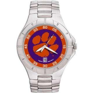 NCAA   Clemson Tigers Pro II SS Mens Watch