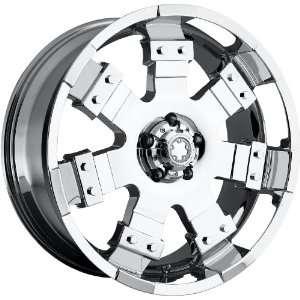 Wheels Magnus RWD Type 232/233 Chrome   20 X 9 Inch Wheel Automotive