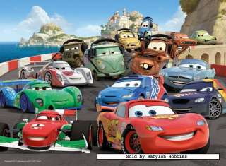 of Ravensburger 100 pieces jigsaw puzzle Disney   Cars 2 (106158