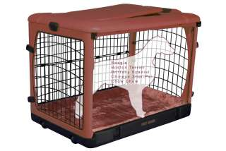 Pet Gear The Other Door Dog Folding Kennel Crate 42