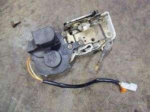 92 95 Honda Civic 4dr Left Rear Door Lock Actuator