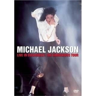 Reviews Michael Jackson Live in Bucharest The Dangerous Tour