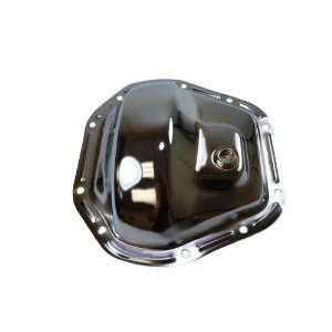/Ford Dana 60 Chrome Steel Front/Rear Differential Cover   10 Bolt
