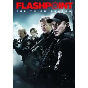 Flashpoint: Third Season: Amy Jo Johnson, Hugh Dillon