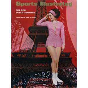 Sports Illustrated May 2 1966 Peggy Fleming/Figure Skating