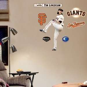 Tim Lincecum San Francisco Giants Fathead Jr. NIB