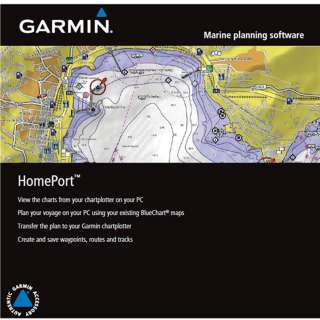 Garmin 010 11423 00 Marine Planning Software   Homeport 753759099008