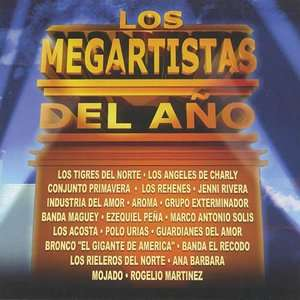 Los Megartistas Del Ano, Various Artists   Latin Pop Latin