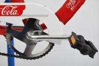 1984 Huffy Coca Cola beach cruiser Promotional bicycle bike tank Coke