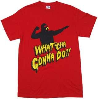 Whatcha Gonna Do?   Hulk Hogan   TNA Wrestling T shirt