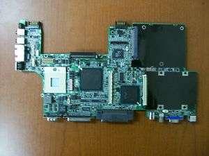 DELL LATITUDE C510 C610 INTEL MOTHERBOARD 4P515 AS IS