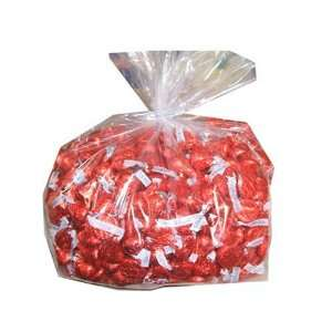 Valentines Day Gift Hershey Red Kisses 25 Lb Bag  Grocery