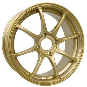 Konig Feather 16x7 Honda Acura Toyota Scion Wheels Rims Gold Lip 4pc