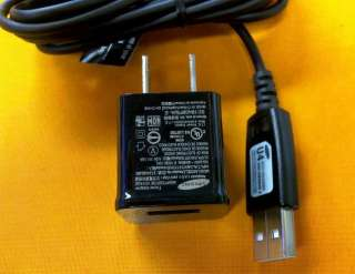 4G (VERIZON) WALL CHARGER WITH OEM MICRO USB DATA CABLE NEW
