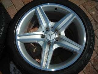 Mercedes Benz OEM AMG Wheels 18 CLS E SL