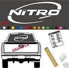 Nitro Boats Logo Decal vinyl sticker graphic