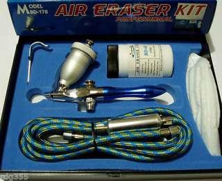 MINI SANDBLASTER AIRBRUSH / COMPRESSOR AIR BRUSH RB4