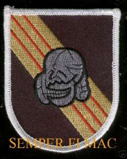 US ARMY 5TH SF SPECIAL FORCES GROUP PATCH VIETNAM SKULL