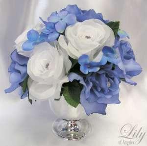 Cup Vase Centerpieces Bridal Bride Flower Wedding Decoration