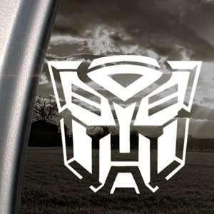 Transformers Autobot Decal Car Truck Window Sticker