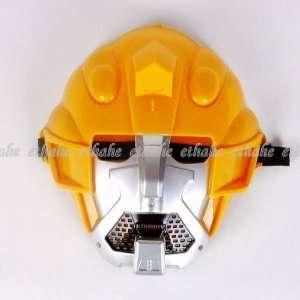 Transformers Autobots Bumblebee Figure Mask Yellow: Toys